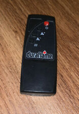 Duraflame Remote - Genuine OEM - IR Remote - Electric Space Heater - 4 Button