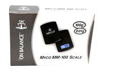Elettronica DIGITALE gioielli oro MINI POCKET bilance 100grams x 0.01 g
