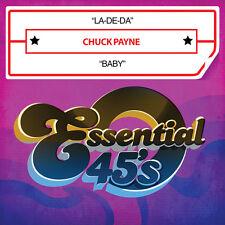 Chuck Payne - La-De-Da / Baby [New CD] Manufactured On Demand