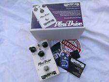 WAMPLER PLEXI-DRIVE BRITISH OVERDRIVE - FREE UK DELIVERY
