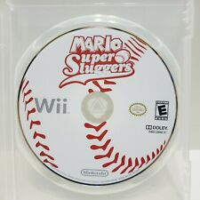 Mario Super Sluggers Wii Disc Only Tested and Works