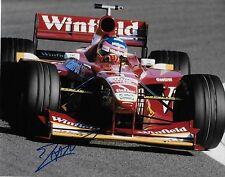 Autographed Formula 1 driver Jacques Villeneuve signed 8x10 Photo 13