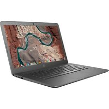 HP Chromebook 14 Intel Celeron N3350 4GB Ram 32GB eMMC Pizarra Gris-Intel