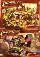 Indiana Jones™ COMPLETE COLLECTION Adventure Playsets RARE RETIRED Hasbro Series