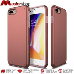 Patchworks Chroma Metalic Rugged Case iPhone 8 Plus / 7 Plus Rose Gold