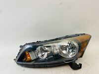 2008 2009 2010 2011 2012 Honda Accord Sedan Driver Left Halogen Headlight OEM