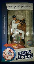 Derek Jeter NY Yankees 1996 World Series McFarlane MLB Baseball Figure