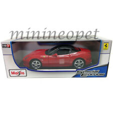 MAISTO 31899 SPECIAL EDITION FERRARI CALIFORNIA CLOSED TOP 1/18 DIECAST RED