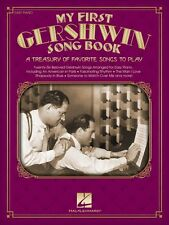 My First Gershwin Song Book Sheet Music A Treasury of Favorite Songs 000159641