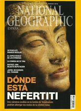 Lote revistas National Geographic 2016