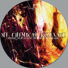 My Chemical Romance I Brought You My Bullets 140g Picture Disc Vinyl LP