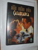 CASABLANCA Humphrey Bogart, Ingrid Bergman DVD