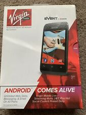 Virgin Mobile Kyocera Event Android Cell Phone Sealed In Package