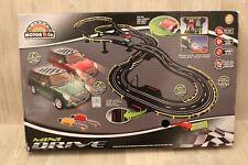Motor & Co Race - Circuit Et Voitures Mini Cooper 389 Cm - 2 voitures incluses
