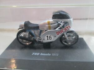 DUCATI 750 IMOLA 1972  NEW RAY 1-32 SCALE MOTORCYCLE MODEL