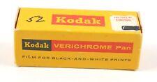 Kodak Verichrome Pan VP620 film unopened in the box