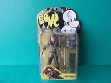 "1998 Jeff Smith's Bone Action Figure Thorn 7""in Pvc Figure"