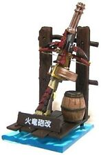 UT Capcom Monster Hunter Hunting Weapon Collection Vol.2 火竜砲 改 Figure