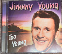 Jimmy Young/Clark Petula - Too Young CD