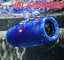 JBL Charge 3 Bluetooth (Noir, Bleu, Rouge, Gris) - reconditionné à neuf