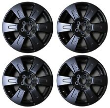 """18"""" Honda Ridgeline 2017 2018 Factory OEM Rim Wheel 64105 Matte Black Full Set"""