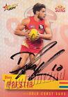 ✺Signed✺ 2014 GOLD COAST SUNS AFL Card DION PRESTIA