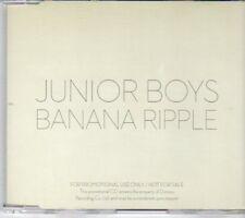(DH798) Junior Boys, Banana Ripple - 2011 DJ CD