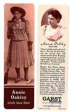 Annie Oakley Magnet, Annie Oakley and Dave Bookmarks