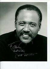 Richard Roundtree Shaft Earthquake Heroes Se7en Signed Autograph Photo