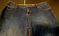 """Avenue Women's Denim Jeans - Size 16 Avg.,Dark Wash,40""""Waist,29""""Inseam,12""""Rise"""