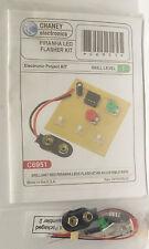 Chaney Electronics Piranha LED Flasher Kit C6951 - NEW