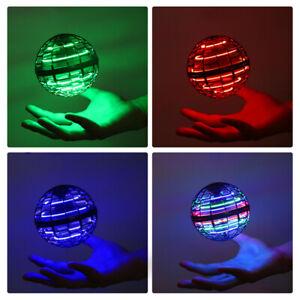 Hand Sensing Flying Machine Model Spherical Children's Christmas Gift Toy