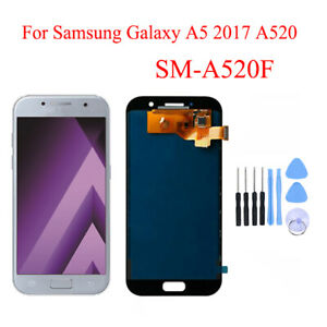 LCD Display Touch Screen Digitizer Assembly For Samsung Galaxy A5 2017 SM-A520