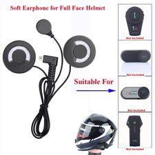 Helmet Headset Speaker Accessory for Bluetooth Motorcycle Intercom Interphone