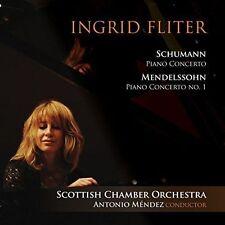 Schumann & Mendelssohn: Piano Concertos, New Music