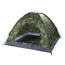 3-4 Person Waterproof Camouflage Camping Dome Tent 4 Season Outdoor