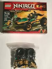 Lego Ninjago Jungle Raider Toy (Discontinued by manufacturer) 70755