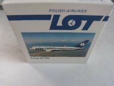 1/500 Herpa Boeing 767-300 LOT Polish Airlines 502788