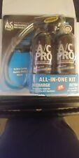 A/C PRO Auto Air Conditioning Recharge & Retrofit Kit R-134A ACP-110 New