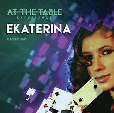 At the Table Live Lecture Ekaterina