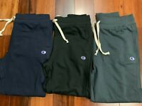 NWT Men Champion Athletic Sweatpants Jogger Terry Active wear Pants Soft Cuffed