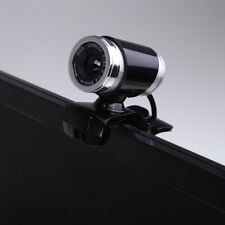 Webcam USB 12 Megapixel HD Camera Laptop Computer Clip-on Cam  Web Cam with Mic
