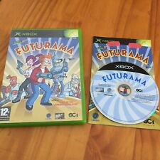 Futurama - Xbox (original) 2003 PAL Version