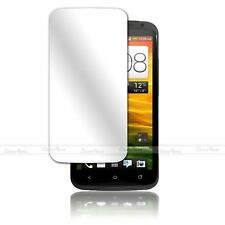 3x TOP QUALITY MIRROR LCD SCREEN PROTECTOR FOR HTC ONE X / XL FILM GUARD COVER