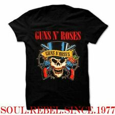 GUNS AND ROSES 1985  MEN'S SIZES