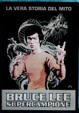 BRUCE LEE SUPERCAMPIONE - DVD N.00355