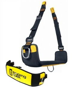 Singing Rock Franklin Adjustable Comfort/Suspension Seat Climbing Stability