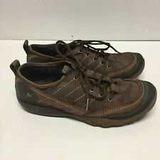 Merrell Women's Brown Shoes, Lace, Suede, Size US 10, UK 7.5, EUR 41