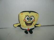 "2003 nanco spongebob squarepants vampire bat plush 8"" tall"