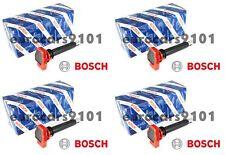 Set of (4) Audi A6 Quattro Bosch Ignition Coils 0221604800 06E905115F